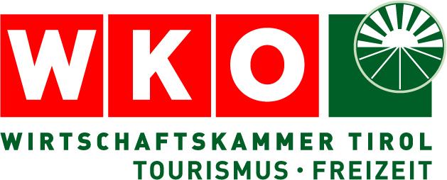 Logo der Wirtschaftskammer Tirol Sparte Tourismus und Freizeit