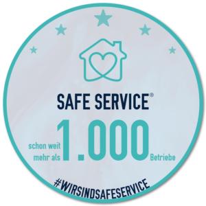 1000 SAFE SERVICE Betriebe